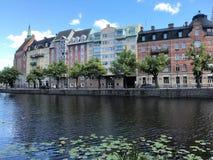 Stadt von Ã-rebro 5 Stockfotos