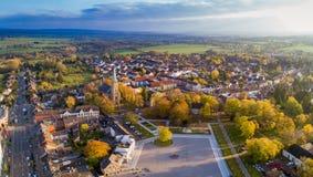 Stadt von Aachen, Deutschland Lizenzfreies Stockfoto