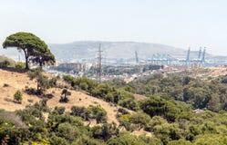 Stadt von Algesiras Stockbild