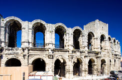 Stadt von Arles stockfotos
