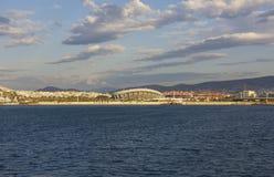 Stadt von Athen Stockfotografie