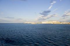 Stadt von Athen Lizenzfreie Stockfotos