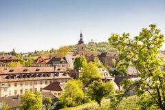 Stadt von Bamberg Lizenzfreies Stockfoto