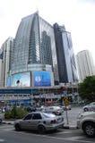 Stadt von Bangkok Lizenzfreie Stockfotografie