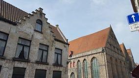 Stadt von Brügge stockfotografie