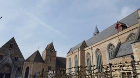 Stadt von Brügge lizenzfreies stockfoto