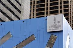 Stadt von Brisbane - Queensland Australien Lizenzfreie Stockfotos