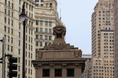 Stadt von Chicago Stockbilder