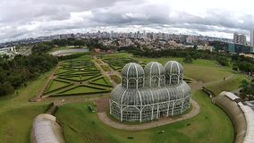 Stadt von Curitiba-PR - botanischer Garten