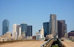 Stadt von Dallas Stockbild
