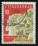 Stadt von Dubrovnik Lizenzfreie Stockfotografie