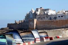 Stadt von Essaouira Stockfoto
