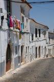Stadt von Estremoz Stockbild
