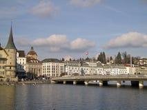 Stadt von Europa Stockfoto