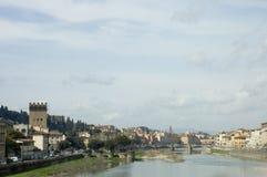 Stadt von Florenz 1, Toskana, Italien Lizenzfreie Stockfotografie