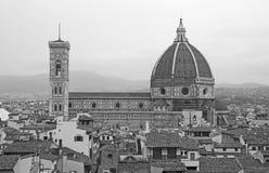 Stadt von Florenz Lizenzfreies Stockbild