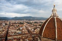 Stadt von Florenz Lizenzfreie Stockfotografie