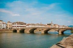 Stadt von Florenz lizenzfreies stockfoto