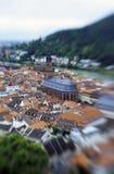 Stadt von Heidelberg Deutschland Stockbilder