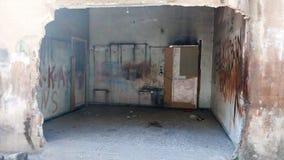 Stadt von homs nach Krieg Lizenzfreie Stockfotos