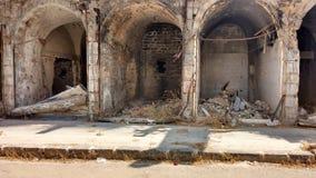 Stadt von homs nach Krieg Stockbilder