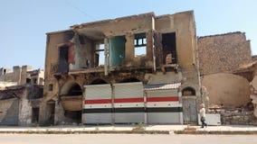 Stadt von homs nach Krieg Stockfoto