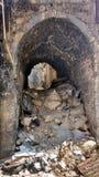 Stadt von homs nach Krieg Lizenzfreie Stockbilder