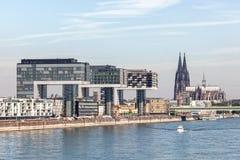 Stadt von Köln, Deutschland stockfoto