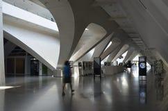 Stadt von Künsten und von Wissenschaften von Valencia Spain Lizenzfreies Stockfoto