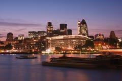 Stadt von London Lizenzfreies Stockbild