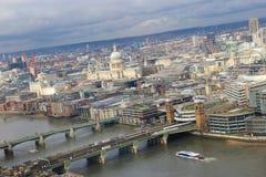 Stadt von London, England, Großbritannien Lizenzfreies Stockbild