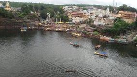 Stadt von Lord Shiva stockbild