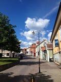 Stadt von Mönsterås 7 Lizenzfreies Stockbild