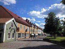 Stadt von Mönsterås 5 Stockfotografie