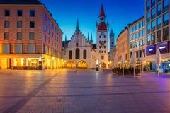 Stadt von München lizenzfreies stockfoto
