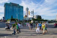 Stadt von Niagara Lizenzfreies Stockbild
