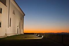 Stadt von Piran in Slowenien Lizenzfreie Stockbilder