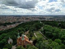 Stadt von Prag Lizenzfreie Stockfotografie
