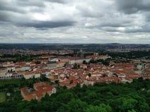 Stadt von Prag Stockbilder