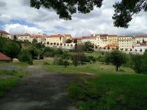 Stadt von Prag Lizenzfreie Stockbilder