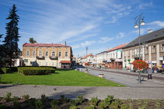 Stadt von Radom in Polen Stockfoto