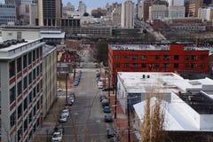 Stadt von Richmond 2 Stockfoto