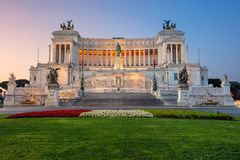 Stadt von Rom lizenzfreies stockfoto