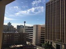 Stadt von San Antonio Stockfotos