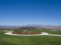 Stadt von Simi Valley, CA Stockfotografie