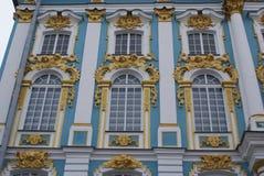 Stadt von St. Pererburge Die Paläste und die Architektur der Stadt Gebäude des historischen Stadtteiles Stockfoto