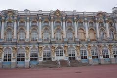 Stadt von St. Pererburge Die Paläste und die Architektur der Stadt Gebäude des historischen Stadtteiles Lizenzfreie Stockfotografie