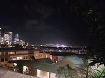 Stadt von Sydney Lizenzfreies Stockbild