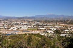 Stadt von Temecula Stockfotografie