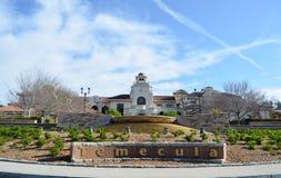 Stadt von Temecula Stockfoto